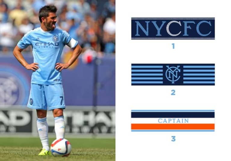 Vote for the 2016 New York City FC Captain's Armband -