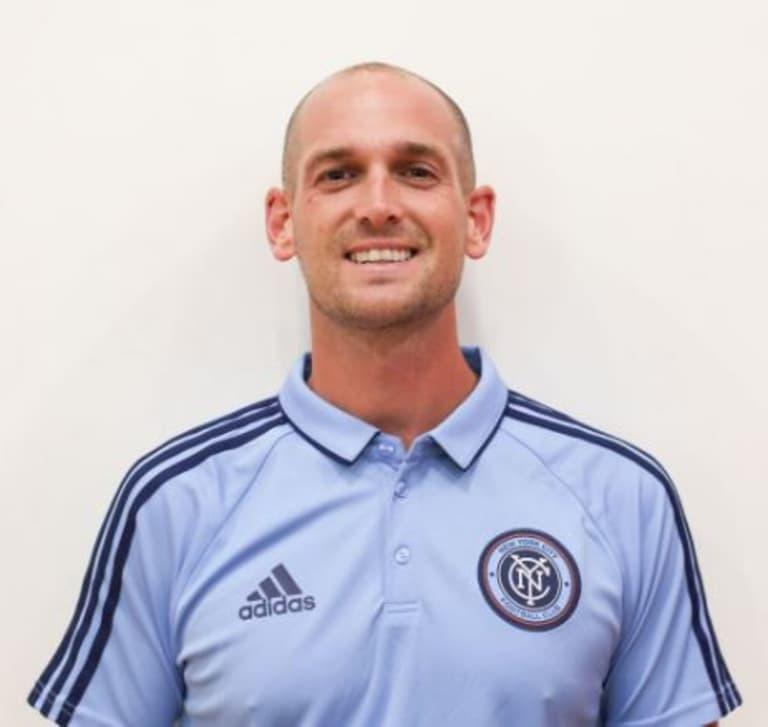 NYCFC Boys Academy - Coaching Staff -