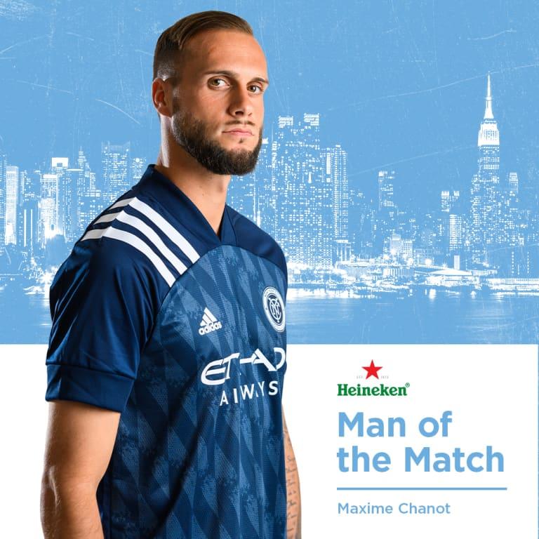 Match Recap | D.C. United 2-1 NYCFC  -