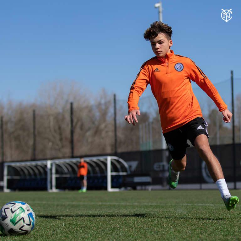 Preseason   Meet The Academy Players On Tour -