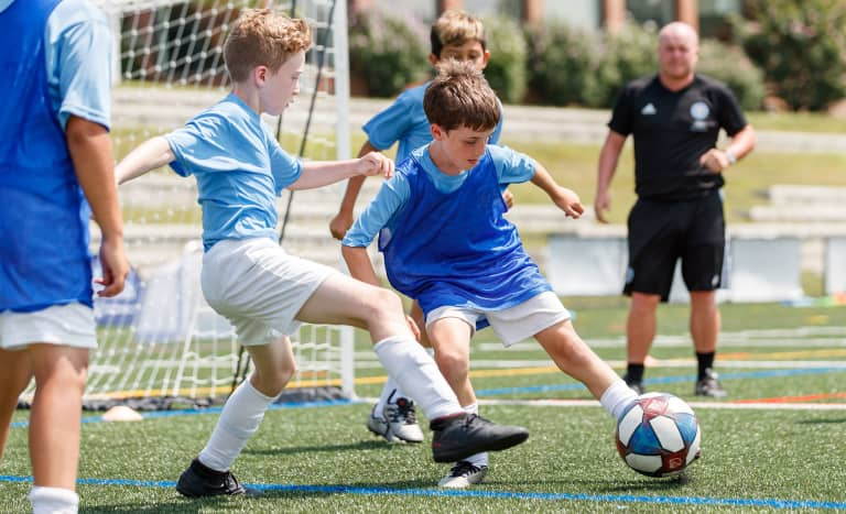 Youth Soccer Club Partnerships -