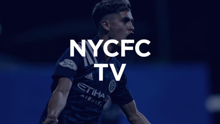 NYCFC TV Graphic