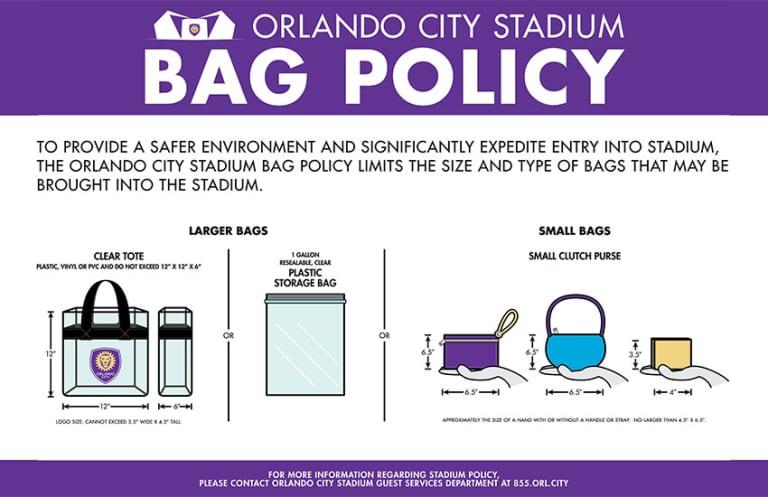 Orlando City SC Announces Security Protocols for New Stadium -