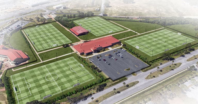 Orlando City SC Announces New Training Complex in Osceola County  -