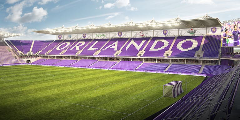 Orlando City Launches Public On-Sale for 2016 Season Tickets; Provides Update on Downtown Stadium -