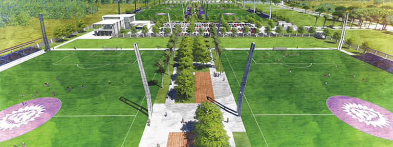 Orlando City Partners with Lake Nona to Develop Training Facility in Lake Nona Sports & Performance District -