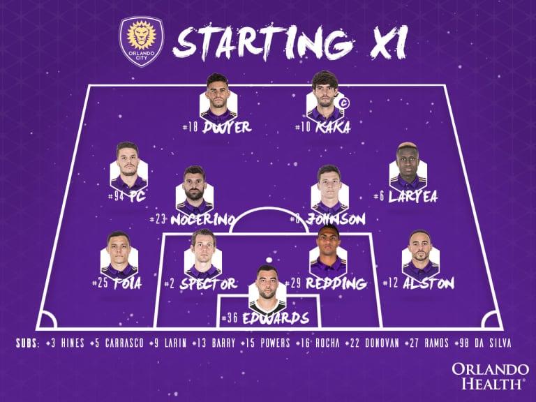 Breaking Down The XI - Kaká Captains Final Match -