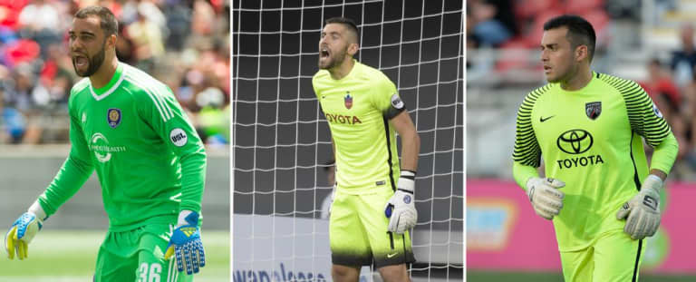 Earl Edwards Jr. Nominated for USL Goalkeeper of the Year -