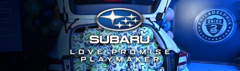 Subaru Love Promise Playmaker_Header