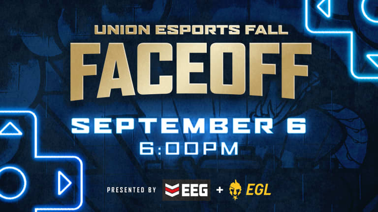 Union Esports Fall Faceoff