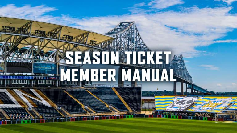 STM -  Season Ticket Member Manual