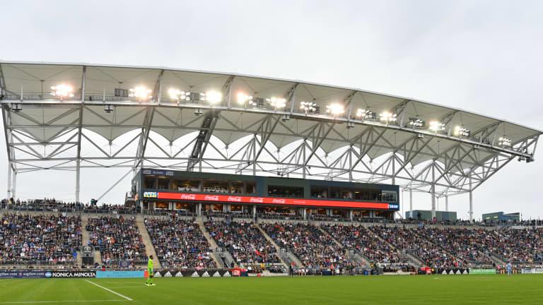 EastSide Field Seats