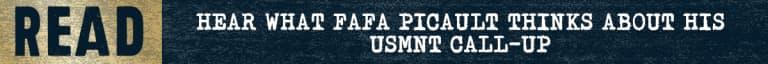 Fafa Picault Earns International Call-Up From United States National Team - https://philadelphia-mp7static.mlsdigital.net/elfinderimages/2018/READ_FAFA.jpg