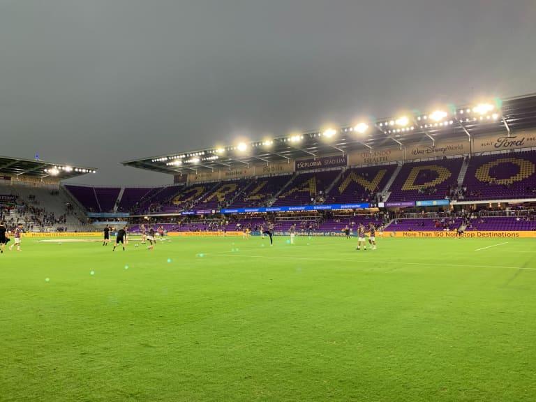 Matchday 20: Union at Orlando City SC -