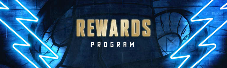 Rewards Program Header
