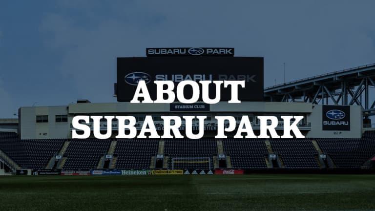 AboutSubaruPark