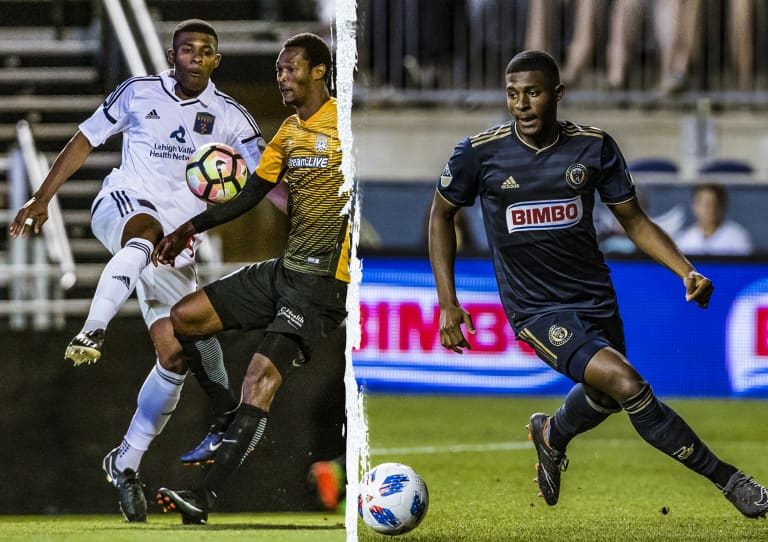 Union bearing fruit from Steel FC connections -