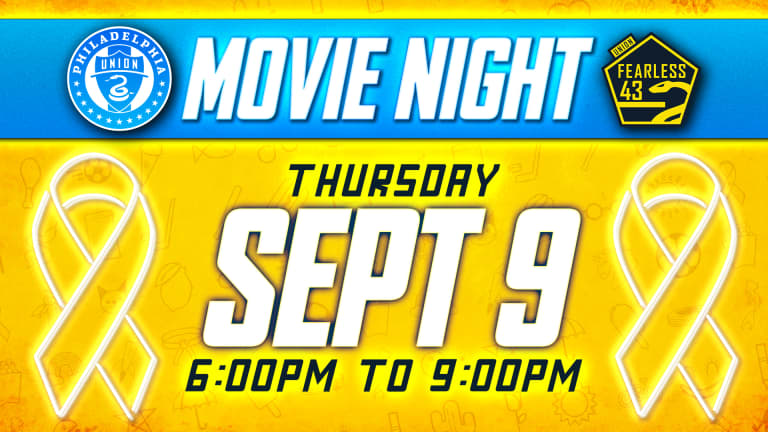 KCC Movie Night RSVP