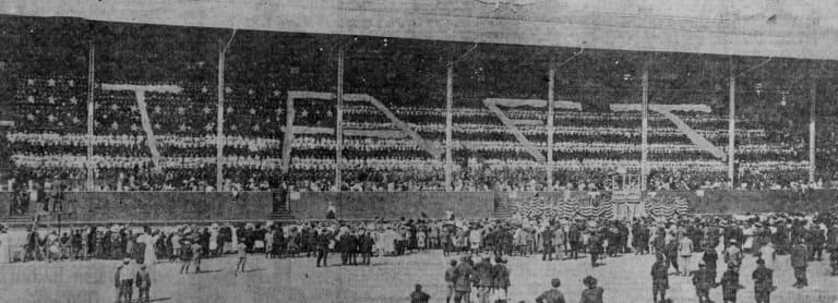 1909_Taft_at_Multnomah_Field