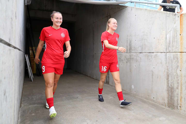 The changes that have brought Caitlin Foord back to the NWSL - Photo by Andy Mead/isiphotos.com