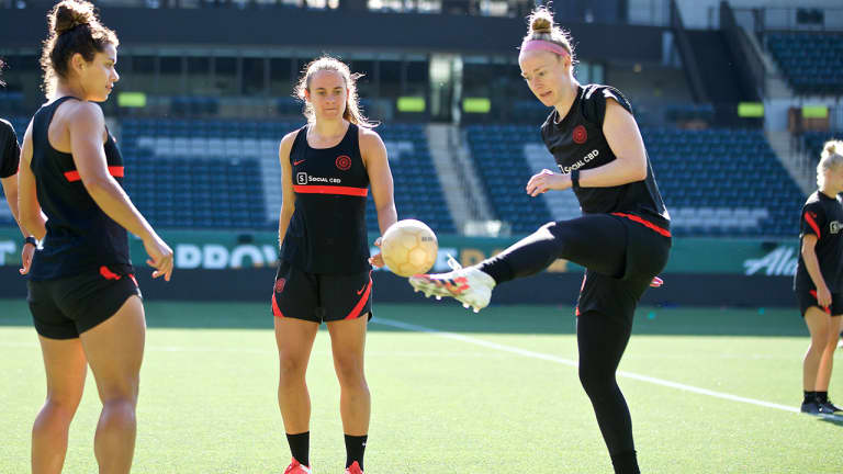 Forecasting 2021: Thorns' Becky Sauerbrunn looks to build off unique 2020 season -