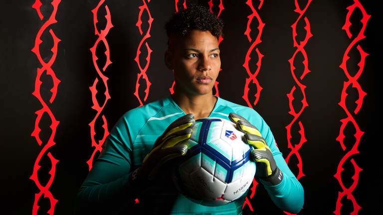 Thorns in France: Les Portraits   Adrianna Franch: The First Step -