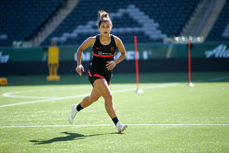 Forecasting 2021: Still growing throughout 2020, Thorns FC's Rocky Rodríguez primed for what's next -