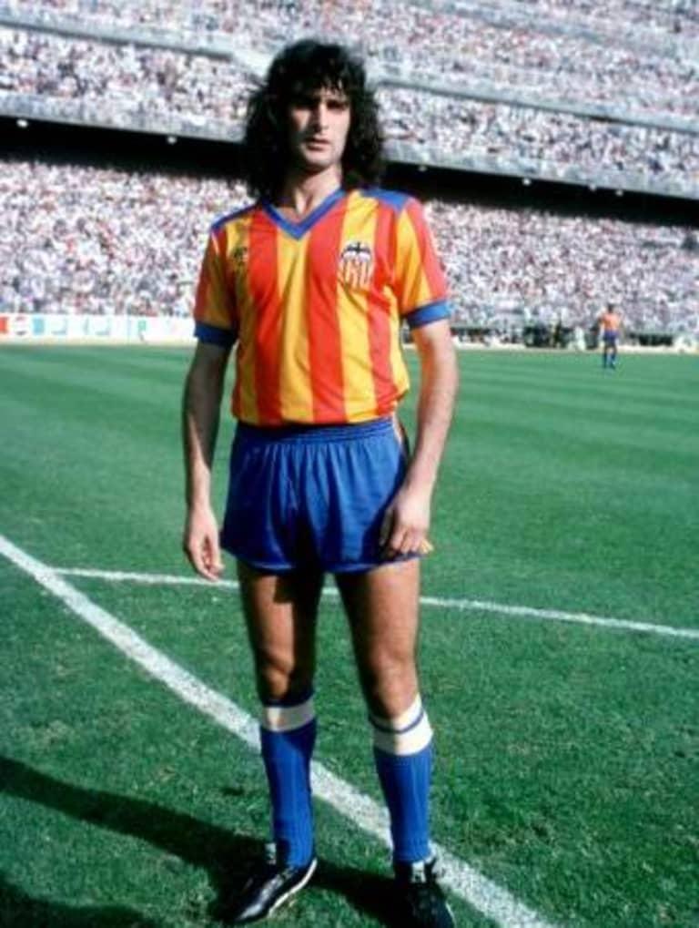 International 101: Valencia CF -