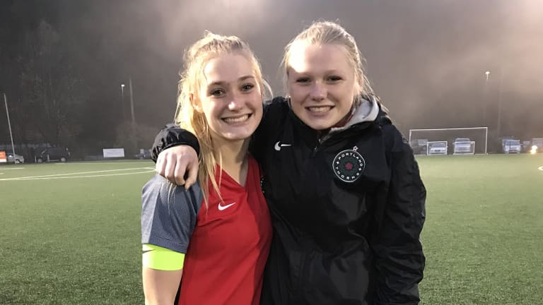 Academy Update   Thorns U-19s earn road win at Reign Academy -