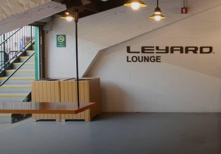 Premium Seating | Leyard Lounge - Leyard - Incredible Extras