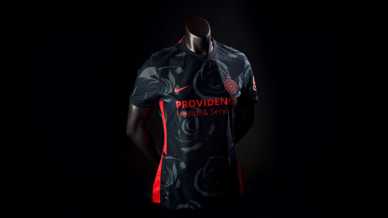 Thorns FC unveil 2020 primary, secondary jerseys -