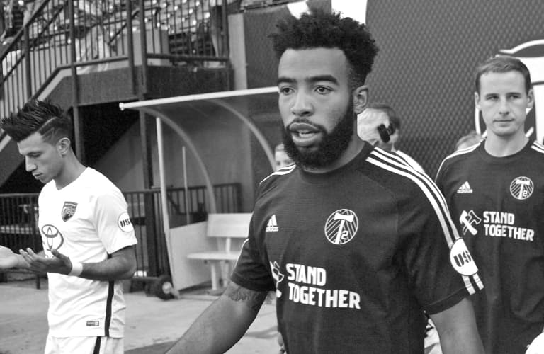 Flashback 2018: How one flight to Atlanta cemented Williamson, Timbers commitment - Eryk Williamson Timbers 2 2018