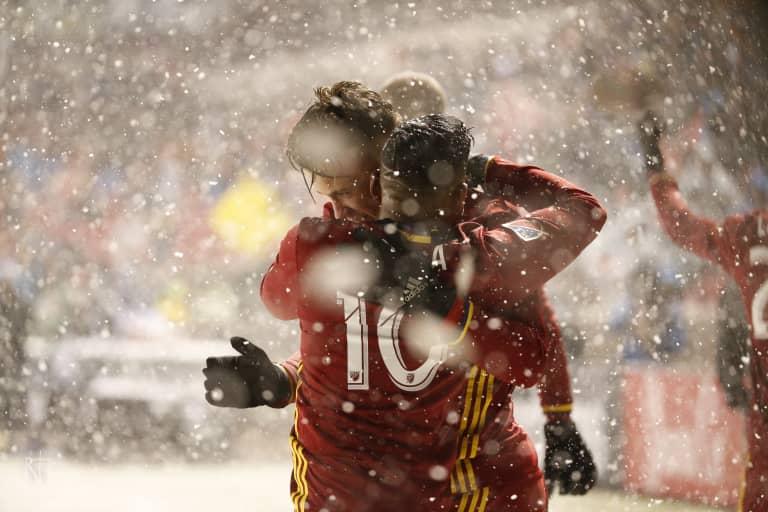 Albert Rusnák Named Alcatel MLS Player of the Week -