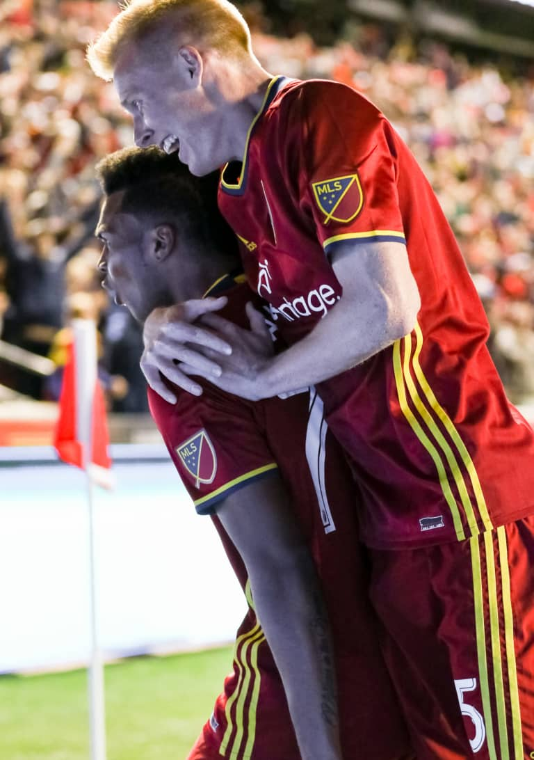 Real Salt Lake Signs Justen Glad and Jordan Allen to Long-Term Contracts -