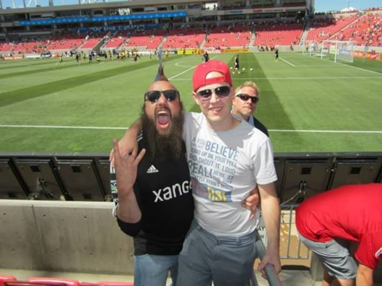 RSL and MLS Communities Converge to Assist RSL Supporter -