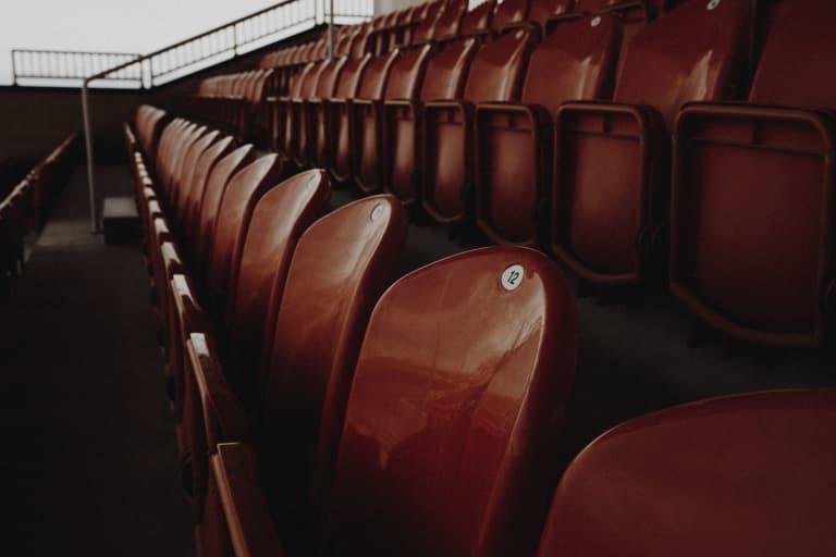 Zions Bank Stadium Provides Unique Soccer Experience -