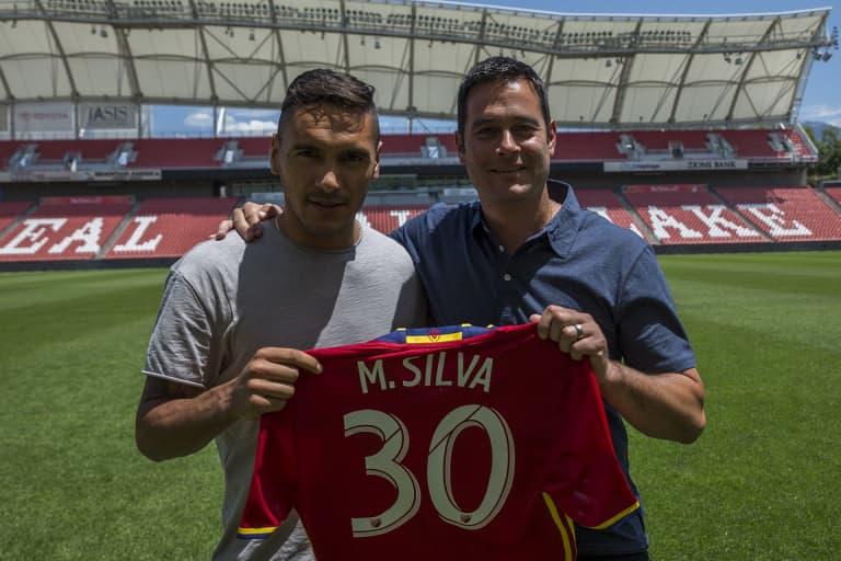 Real Salt Lake Signs Uruguayan CB Marcelo Silva -