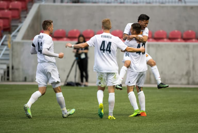 Real Monarchs Stay Perfect with 5-3 Win Over Reno 1868 FC -