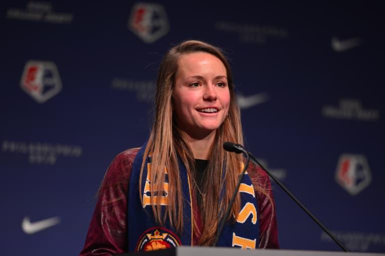 Utah Royals FC pick goalkeeper EJ Proctor in NWSL Draft -