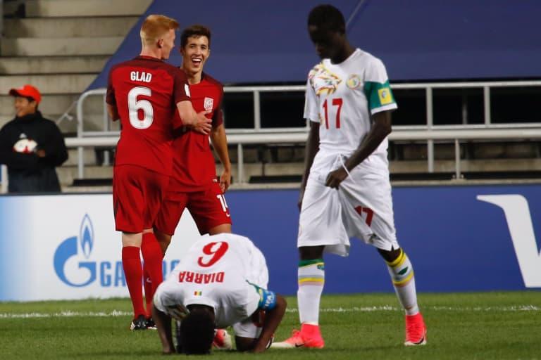 RSL signs Homegrown and U.S. U-20 World Cup defender Aaron Herrera -