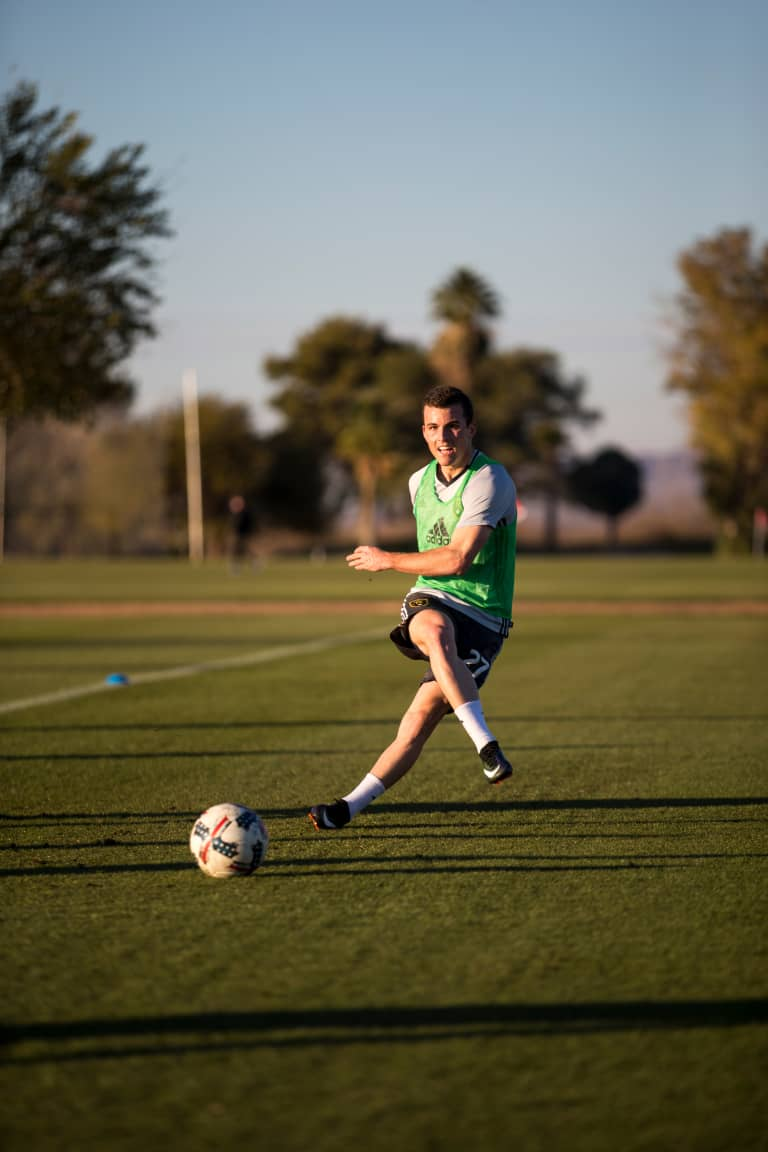 Real Salt Lake Acquires Academy Product Brooks Lennon On Loan from Liverpool -