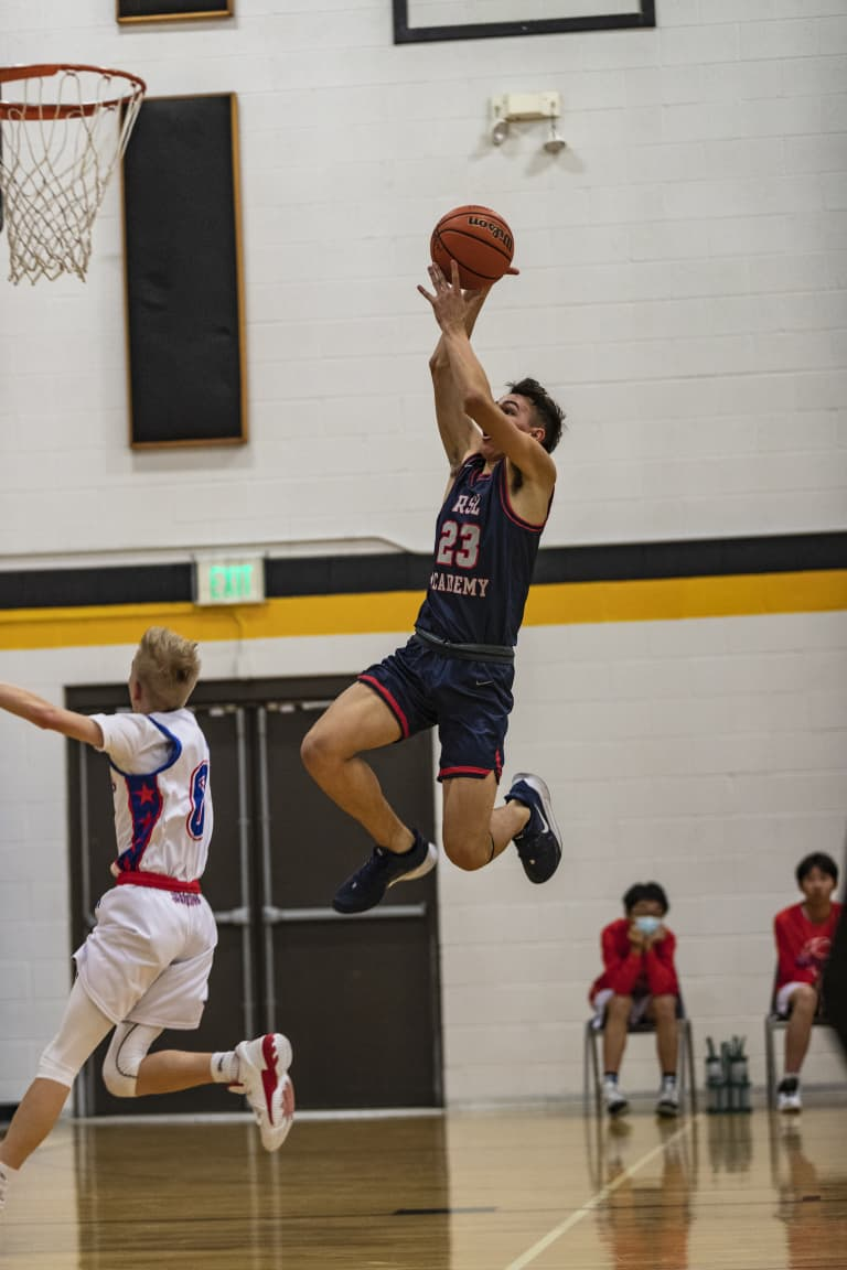 Basketball Takes RSL Academy To New Heights -