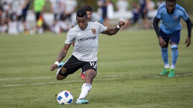 Preseason Recap: Real Salt Lake Closes Orlando Trip with 2-1 Win Over NYCFC -