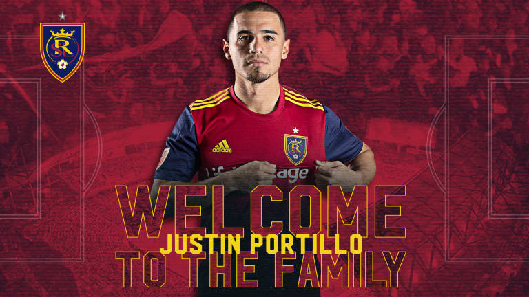 RSL Signs Justin Portillo from Real Monarchs SLC -
