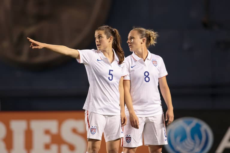 """Utah Royals FC new NWSL home for USWNT striker Amy """"A-Rod"""" Rodriguez -"""
