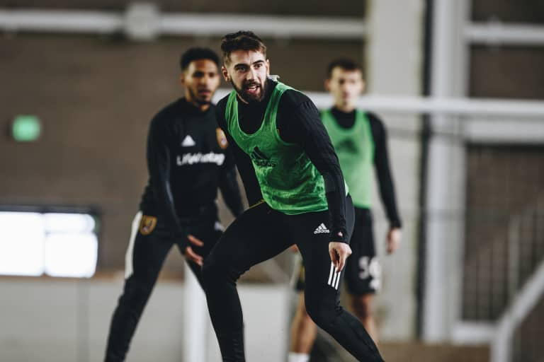 Real Monarchs Devote Every Day to Improving as a Group -