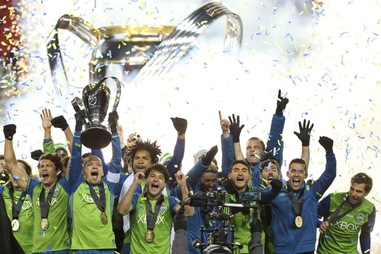 Seattle Sounders ready for reunion with club legend, former captain Osvaldo Alonso in Western Conference Final -
