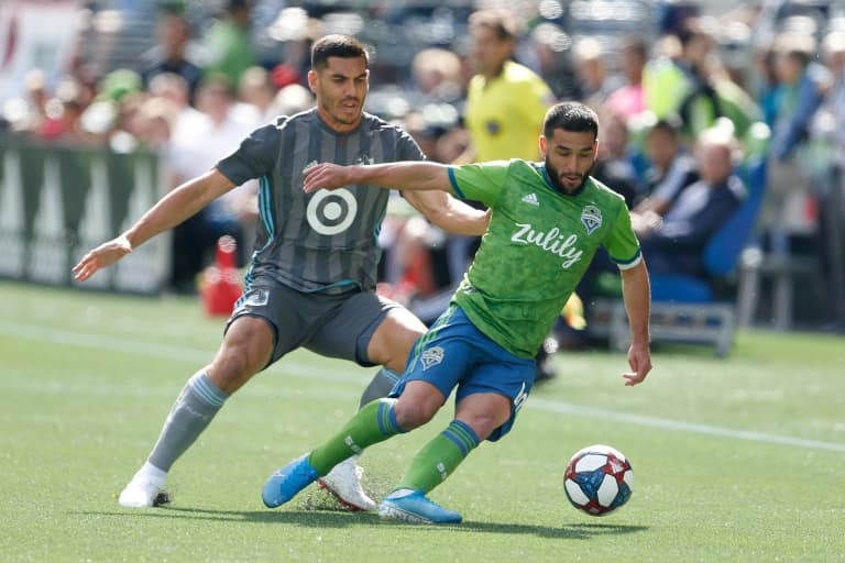 Seattle Sounders know they must capitalize on chances against in-form Minnesota United in Western Conference Final -