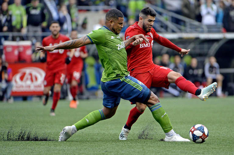 Five reasons to get excited about the return of Román Torres to the Seattle Sounders -