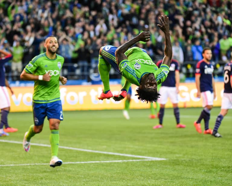 Best XI: The fan-voted starting lineup of the Seattle Sounders' MLS era is revealed -